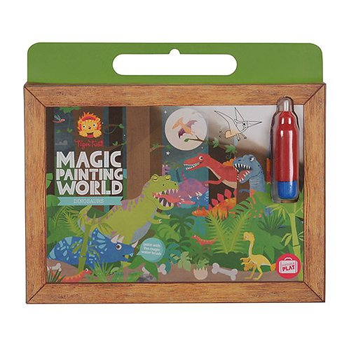 Tiger Tribe – Magic Painting World – Dinosaurs