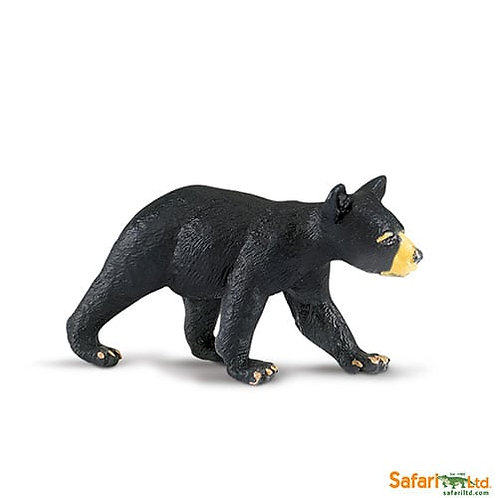 Safari Ltd – Black Bear Cub (Wild Safari – North American Wildlife) 273629