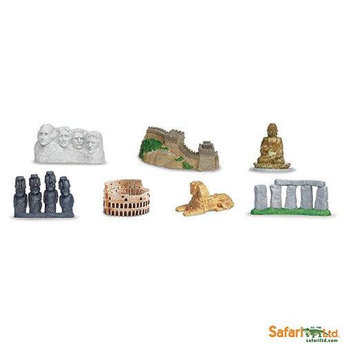Safari Ltd – World Landmarks Toob 678204