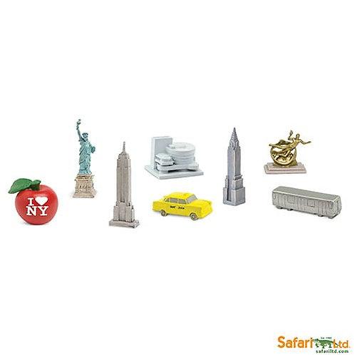 Safari Ltd – New York City Toob 682204