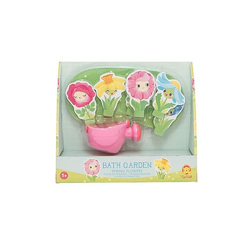 Tiger Tribe – Bath Toy – Garden Spring Flowers
