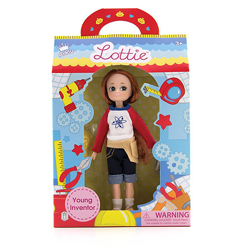 Lottie Doll – Young Inventor LT147