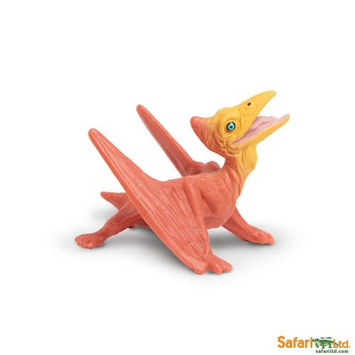 Safari Ltd – Pteranodon Baby (Wild Safari – Prehistoric World) 301329