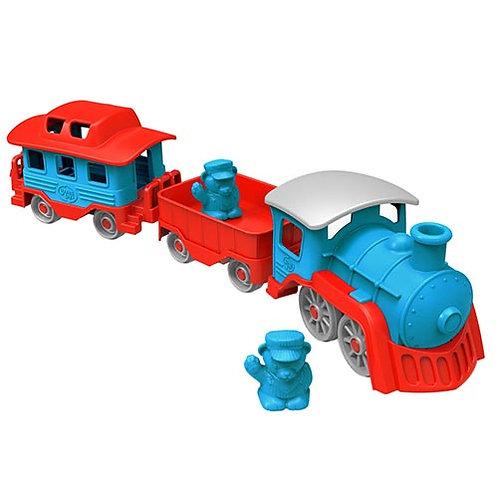 Green Toys – Train (Blue)
