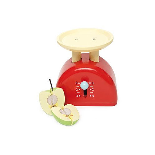 Le Toy Van – Wooden Weighing Scale