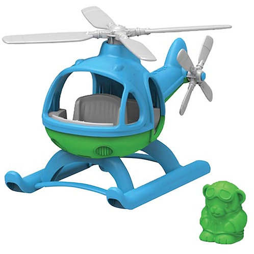 Green Toys – Helicopter (Blue Top)
