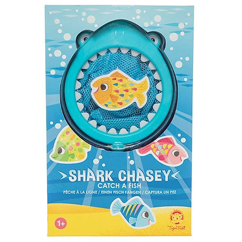 Tiger Tribe – Bath Toy Shark Chasey – Catch a Fish