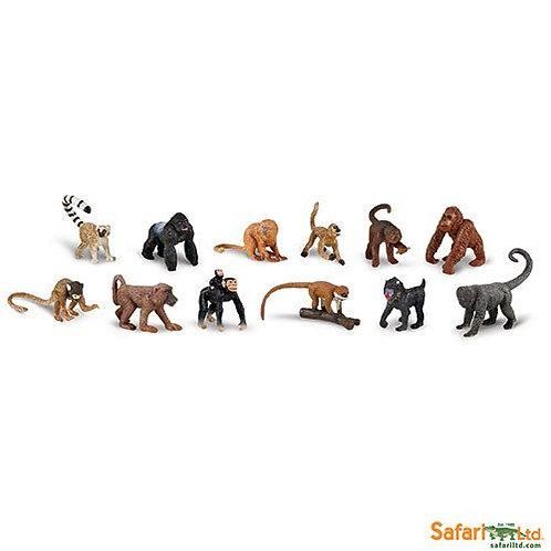 Safari Ltd – Monkeys & Apes 680604