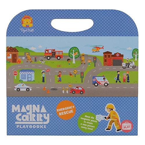 Tiger Tribe – Emergency Rescue Magna Carry Set