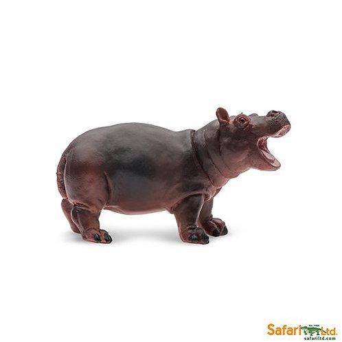 Safari Ltd – Hippopotamus Baby (Wild Safari) 270529
