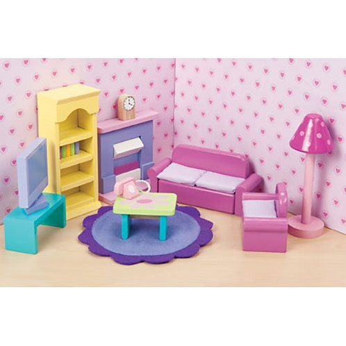 Le Toy Van – Wooden Sugar Plum Sitting Room