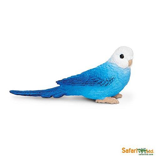 Safari Ltd – Blue Budgie (Wings Of The World Birds) 150629