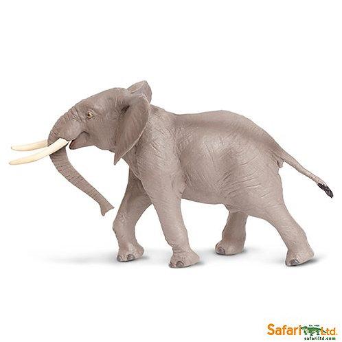 Safari Ltd – African Bull Elephant (Wild Safari) 295629