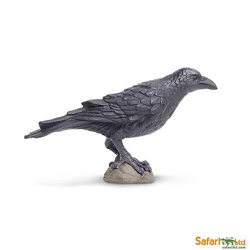 Safari Ltd – Raven (Wings of the World Birds) 150829