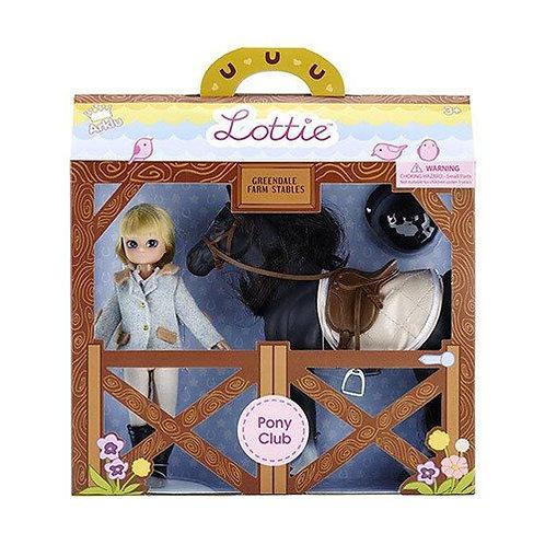 Lottie – Pony Club ® Horseriding Doll Set
