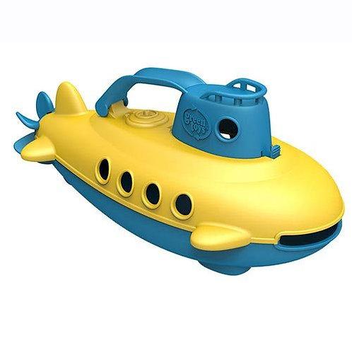 Green Toys – Submarine Blue Handle