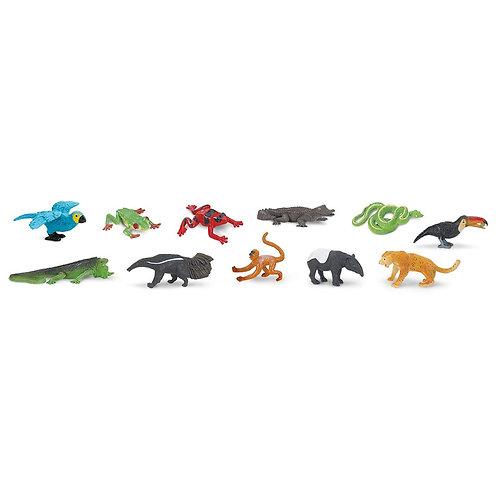 Safari Ltd – Rainforest Toob 680504