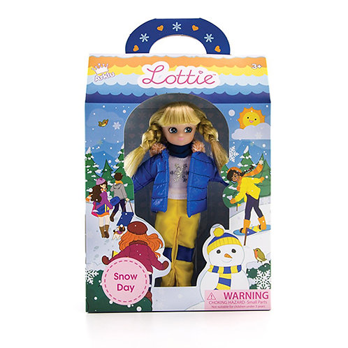 Lottie Doll – Snow Day LT126