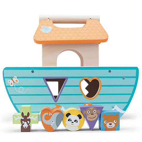 Le Toy Van – Le Petit Wooden Ark TV223