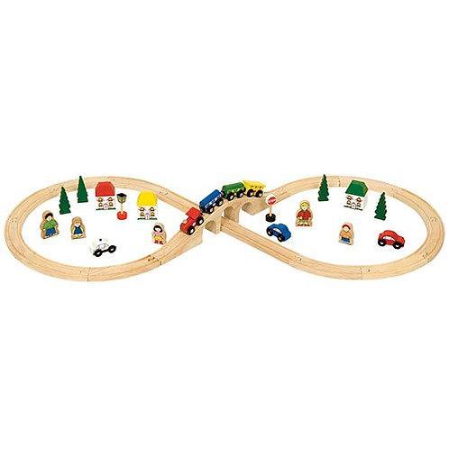 Big Jigs – Figure of Eight Train Set
