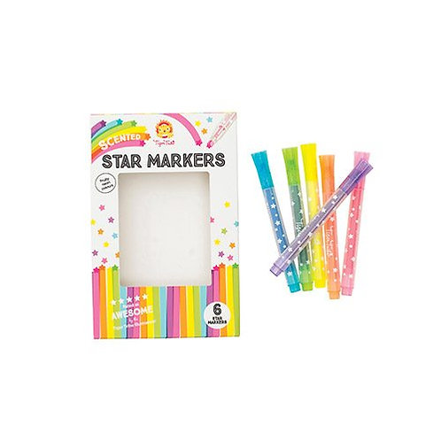 Tiger Tribe – Scented Star Markers