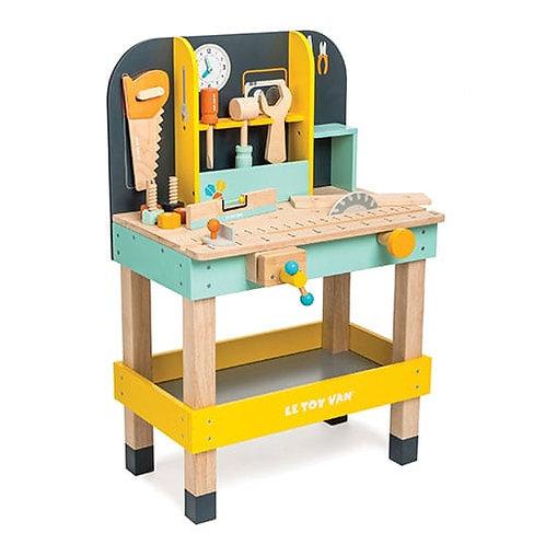 Le Toy Van – Alex's Wooden Work Bench