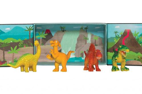 Tiger Tribe – Tribe of Dinosaurs mini playset