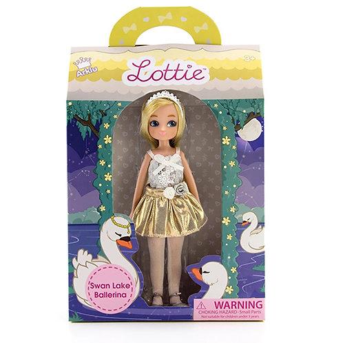 Lottie Doll – Swan Lake LT149
