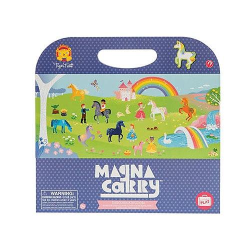 Tiger Tribe – Unicorn Kingdom Magna Carry Set