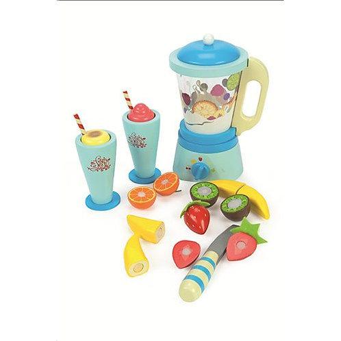 "Le Toy Van – Honeybake Wooden Blender Set ""Fruit & Smooth"""