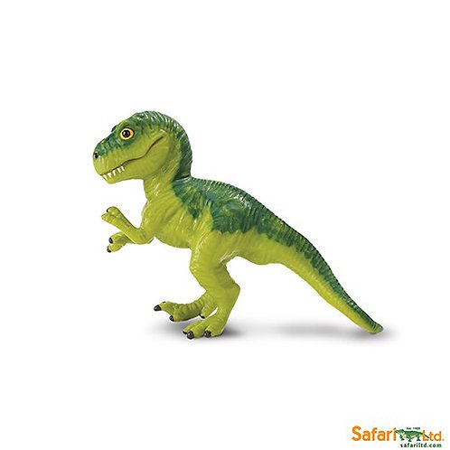 Safari Ltd – Tyrannosaurus Rex Baby (Wild Safari – Prehistoric World) 298929