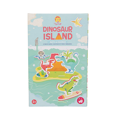 Tiger Tribe – Dinosaur Island Bath-a-Saurus