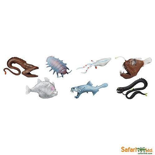 Safari Ltd – Deep Sea Creatures Toob