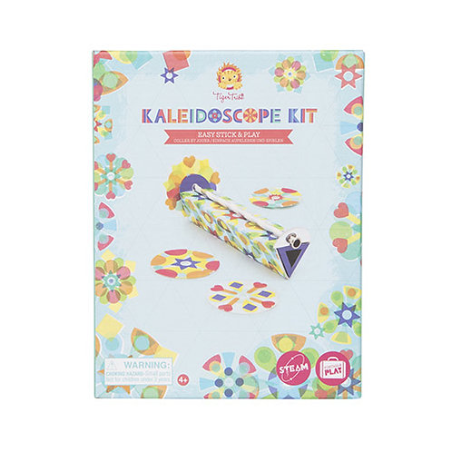 Tiger Tribe – Kaleidoscope Kit – Easy Stick & Play