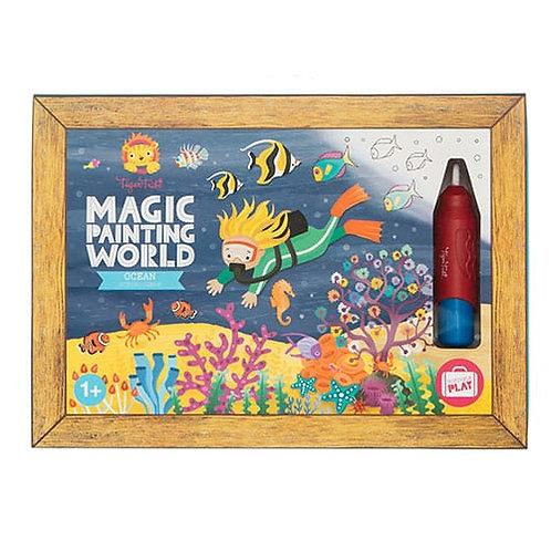Tiger Tribe – Magic Painting World – Ocean