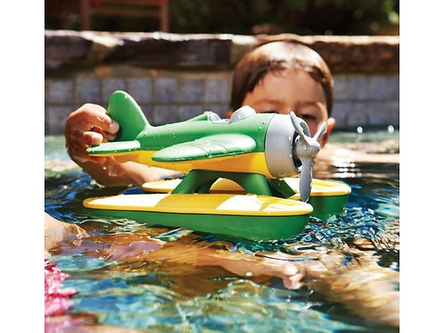 Green Toys – Seaplane with Green Wings