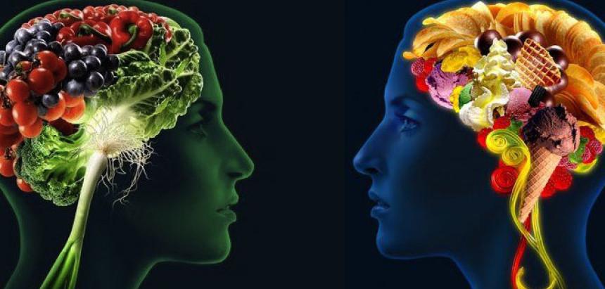 Cervello giovane e alimentazione
