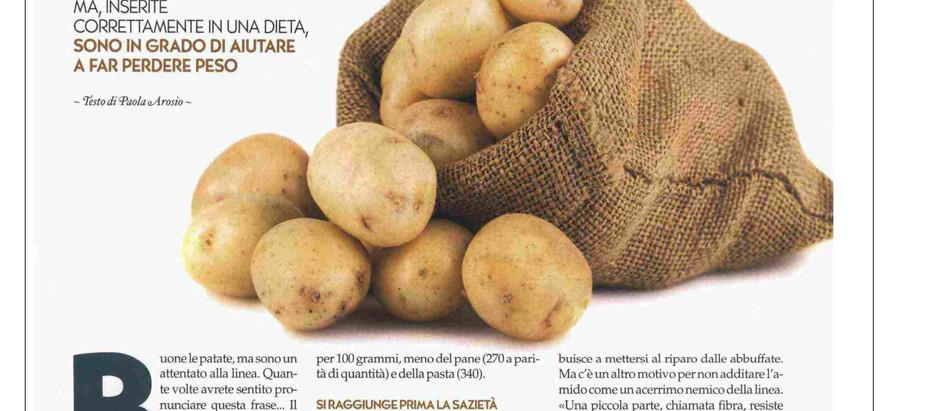 Le patate fanno davvero ingrassare?