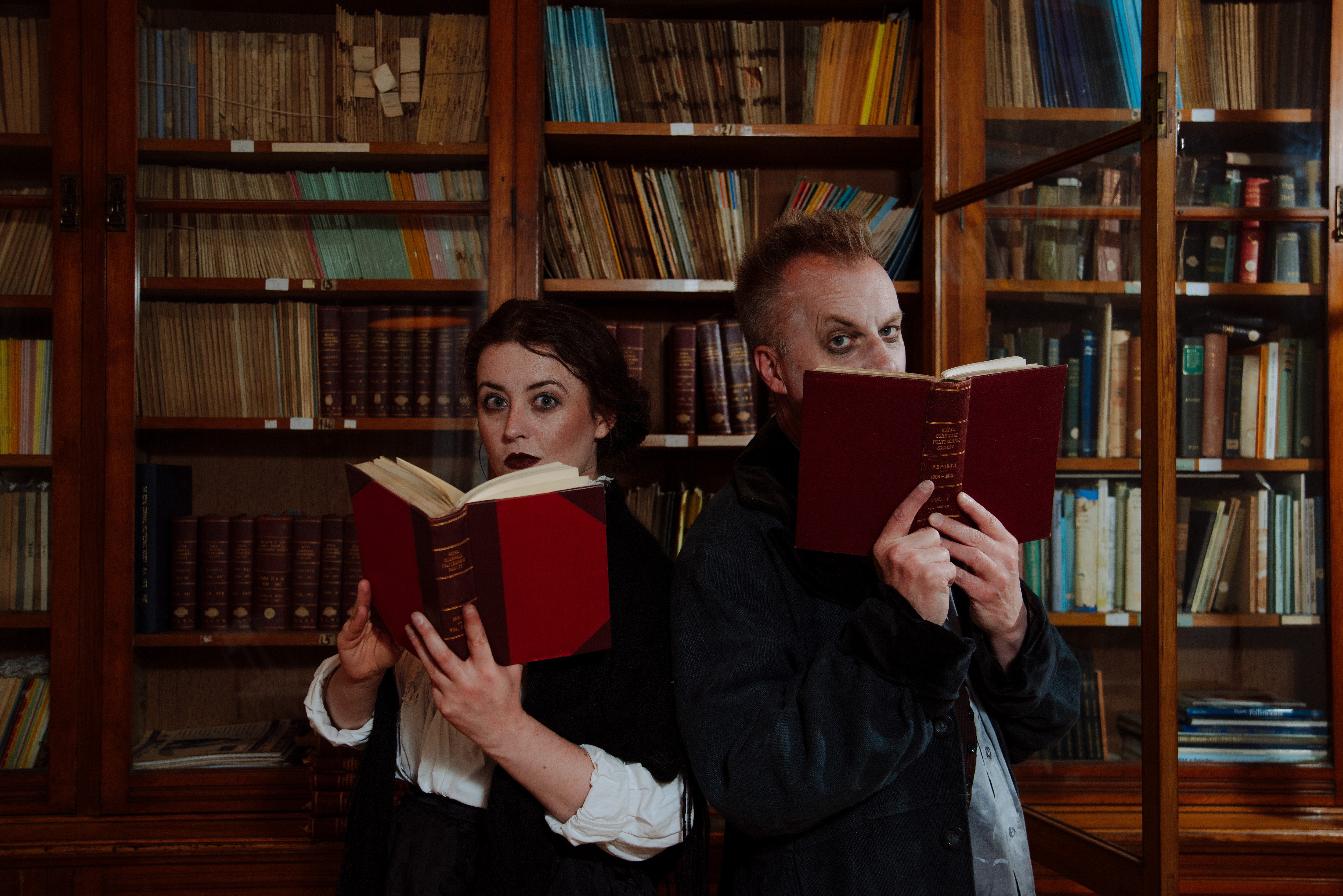 Tales from a Haunted Bookshop