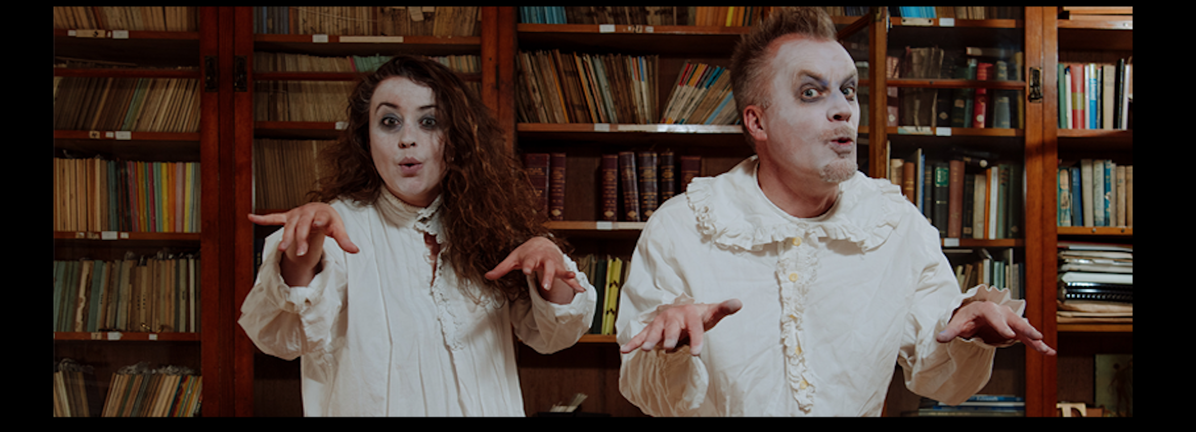 Tales from a Haunted Bookshop Promo