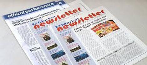 News Letter Printing