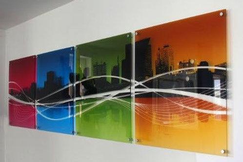 Acrylic Panel Printing