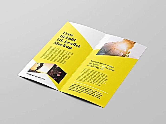 4pp DL/ Bi-Fold DL Brochures