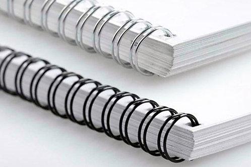 Wire Bind Books