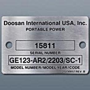 Name Plate/ Name Tags Printing