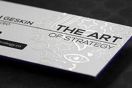 1000 - Premium Business Cards