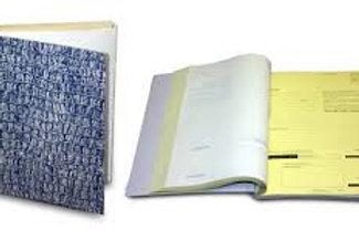 Carbon Less Invoice Books