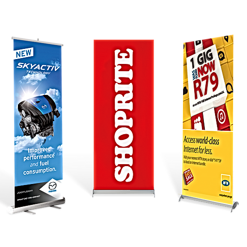 Pull Up Banner/ Stand Up Banner