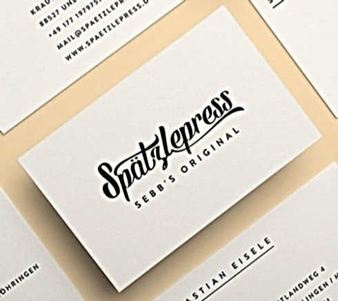 1000 - Standard Business Cards