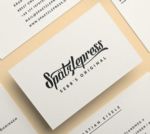 1000 - Standard Business Cards